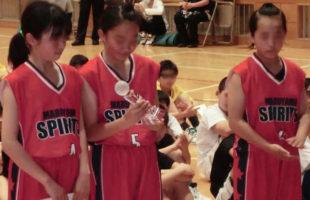 やっぷーカップ ミニバスケットボール大会