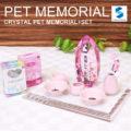 クリスタルペットメモリアルKP10-ASET