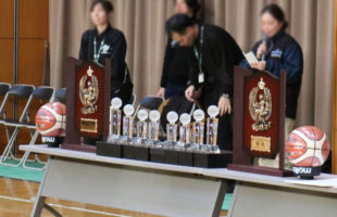 神戸ミニバスケットボール選手権-1