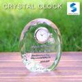 クリスタル置時計DT-4